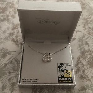 Disney 90 Years 18inch fine silver plated